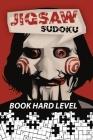 Jigsaw Sudoku Book: 200 Hard Jigsaw Sudoku Puzzles, Irregularly Shaped Sudoku, Sudoku Books for Adults Cover Image