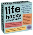 Life Hacks 2020 Day-to-Day Calendar Cover Image