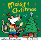 Maisy's Christmas: Sticker Book Cover Image