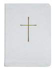 Book of Common Prayer Deluxe Personal Edition: White Bonded Leather Cover Image
