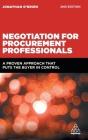 Negotiation for Procurement Professionals Cover Image