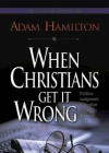 When Christians Get It Wrong, Leader Guide Cover Image