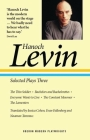 Hanoch Levin: Selected Plays Three (Oberon Modern Playwrights) Cover Image
