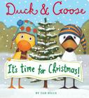 Duck & Goose, It's Time for Christmas! (Oversized Board Book) Cover Image