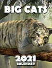 Big Cats 2021 Calendar Cover Image