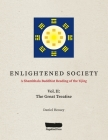 ENLIGHTENED SOCIETY A Shambhala Buddhist Reading of the Yijing: Volume II, The Great Treatise Cover Image