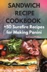 Sandwich Recipe Cookbook Cover Image