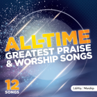 All-Time Greatest Praise and Worship Songs CD Cover Image