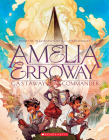 Amelia Erroway: Castaway Commander: Graphic Novel Cover Image