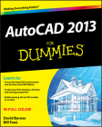 AutoCAD 2013 for Dummies Cover Image