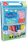 Klutz Jr. My Peppa Pig Clay Pals Cover Image