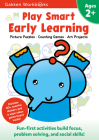 Play Smart Early Learning Age 2+: At-home Activity Workbook Cover Image