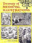 Treasury of Medieval Illustrations (Dover Pictorial Archives) Cover Image