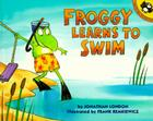 Froggy Learns to Swim Cover Image