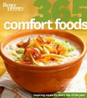 Better Homes and Gardens 365 Comfort Foods Cover Image