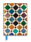 Alhambra Tile (Foiled Journal) (Flame Tree Notebooks) Cover Image