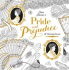 Pride and Prejudice: A Coloring Classic Cover Image