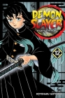 Demon Slayer: Kimetsu no Yaiba, Vol. 12 Cover Image