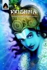 Krishna: Defender of Dharma: A Graphic Novel (Campfire Graphic Novels #8) Cover Image