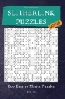 Slitherlink Puzzles - 200 Easy to Master Puzzles 20x20 vol.23 Cover Image