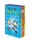 Big Nate Better Than Ever: Big Nate Box Set Volume 6-9 Cover Image