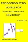 Price-Forecasting Models for Global X E-Commerce ETF EBIZ Stock Cover Image