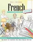 French Picture Book: French Pictorial Dictionary (Color and Learn) Cover Image