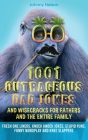 1001 Outrageous Dad Jokes and Wisecracks for Fathers and the entire family: Fresh One Liners, Knock Knock Jokes, Stupid Puns, Funny Wordplay and Knee Cover Image