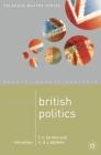 Mastering British Politics (Palgrave Masters) Cover Image