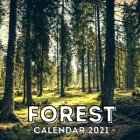 Forest: 2021 Calendar, Cute Gift Idea For Forest Lovers Men And Women Cover Image