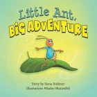 Little Ant, Big Adventure Cover Image