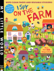 I Spy on the Farm (My Little World) Cover Image