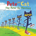 Pete the Cat: The Petes Go Marching Cover Image