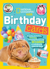 National Geographic Kids Birthday Cards Cover Image