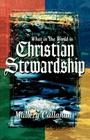 What in the World is Christian Stewardship Cover Image