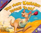 Too Many Kangaroo Things to Do! (MathStart 3 #2) Cover Image