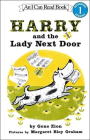 Harry and the Lady Next Door (I Can Read! - Level 2) Cover Image