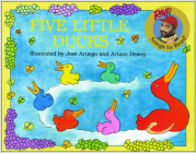 Five Little Ducks (Raffi Songs to Read (Library)) Cover Image