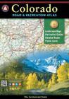 Colorado Benchmark Road & Recreation Atlas Cover Image