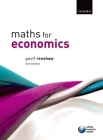 Maths for Economics Cover Image