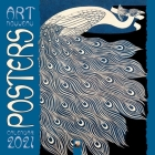 Art Nouveau Posters Wall Calendar 2021 (Art Calendar) Cover Image