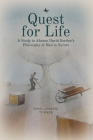 Quest for Life: A Study in Aharon David Gordon's Philosophy of Man in Nature (Emunot: Jewish Philosophy and Kabbalah) Cover Image