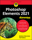 Photoshop Elements 2021 for Dummies Cover Image