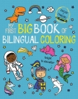 My First Big Book of Bilingual Coloring French (My First Big Book of Coloring) Cover Image