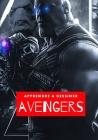 Apprendre à dessiner Avengers: Dessine les meilleurs personnages Avengers / Pour les enfants de plus de 06 ans Cover Image