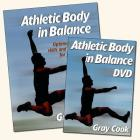Athletic Body in Balance Cover Image