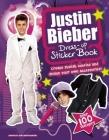 Justin Bieber Dress-Up Sticker Book Cover Image