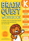 Brain Quest Workbook: Kindergarten (Brain Quest Workbooks) Cover Image