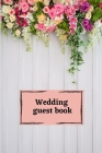Wedding Guest Book Cover Image