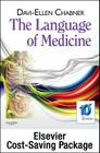 The Language of Medicine - Text and Elsevier Adaptive Learning Package Cover Image